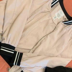 Pink Ladies Full Tilt Bomber Jacket 👛